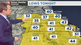 Chilly day turns into frigid night across Central Florida