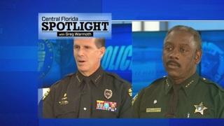 Central Florida Spotlight: Sheriff Jerry Demings & Police Chief John Mina