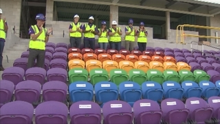 Orlando City unveils tribute to Pulse victims at new stadium