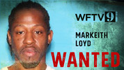 Wanted poster - Markeith Loyd