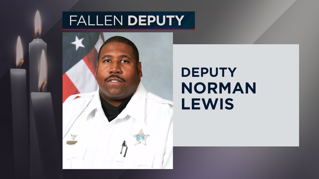 Photos: Orange County Deputy Norm Lewis killed in the line ...