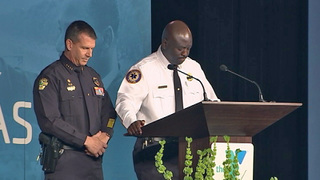 Fallen police sergeant, deputy honored at Martin Luther King Jr. prayer…