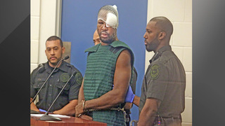 VIDEO: Murder suspect Markeith Loyd goes on profanity-laced rant during…