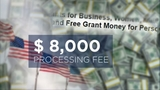 Action 9 investigates grant scammers who use Facebook to find victims