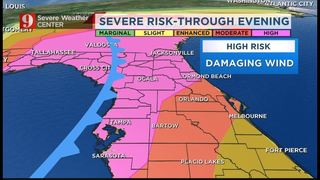 Emergency operation centers open before severe weather hits Central Florida