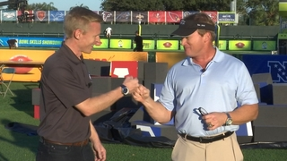Pro Bowl chat with Jon Gruden