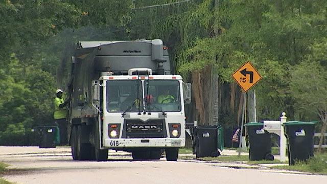 Hurricane Irma Aftermath Trash Debris Pickup Information