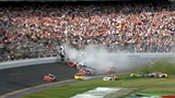 Fan settles suit against NASCAR over traumatic brain injury caused by…