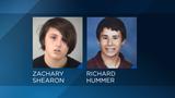 Teens accused of plotting 'Columbine style