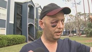 Navy veteran beaten in Daytona Beach as he tries to stop men from…