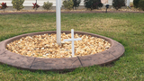 Residents in The Villages forced to remove crosses from yards