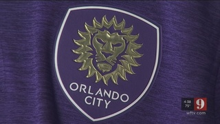 Orlando City unveils 2017 jersey