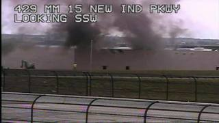 Heavy smoke seen billowing from Publix under construction on New…