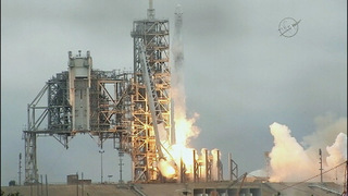 WATCH: SpaceX launches Falcon 9 rocket from Florida