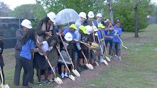 Officials break ground on new Pine Hills-area elementary school