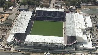 Orlando City Soccer Club unveils new Parramore stadium