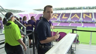 Orlando City Open House Party