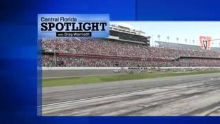 Central Florida Spotlight: Daytona International Speedway