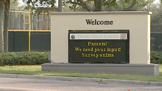 Ocoee High School student arrested after machete attack, officials say