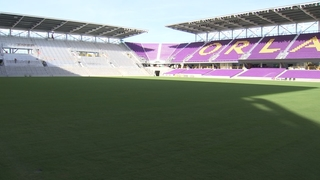 Meet the Orlando City Pitch