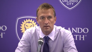 Orlando City talks about home opening win over NYCFC