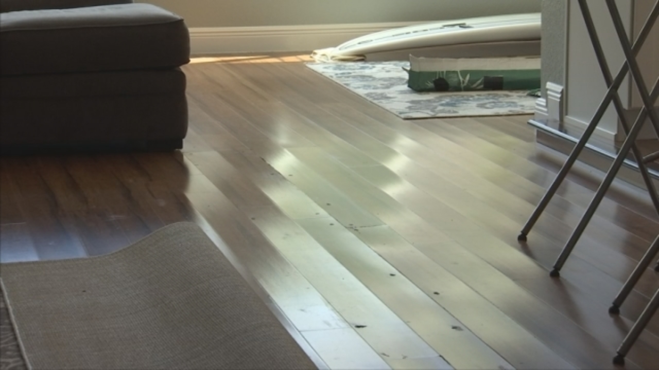 Action 9 Investigates Claims Of Defective Flooring From Large Retailer Wftv