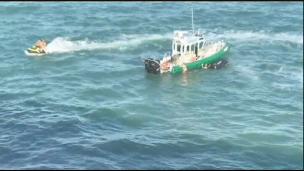 Deputies: 2 jet skiers nearly hit by cruise ship in Port Canaveral | WFTV
