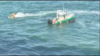Brevard County deputy who saved jet skiers nearly hit by cruise ship…