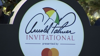 Kisner, Hoffman share Bay Hill lead after third round