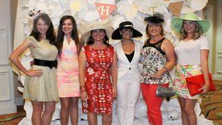 Seniors First 10th Annual High Tea and Hats