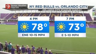 NY Red Bulls vs. Orlando City