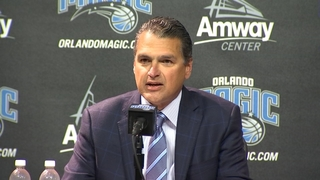 Magic hire Weltman, who hours later names Hammond as GM