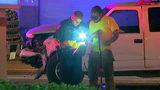 Photos: Crash involving Sanford police car - (9/12)
