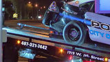 Photos: Crash involving Sanford police car - (11/12)