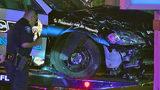 Photos: Crash involving Sanford police car - (12/12)