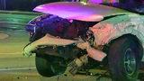Photos: Crash involving Sanford police car - (2/12)