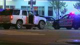 Photos: Crash involving Sanford police car - (3/12)