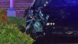 Photos: Crash involving Sanford police car - (5/12)
