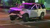 Photos: Crash involving Sanford police car - (7/12)