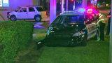Photos: Crash involving Sanford police car - (8/12)