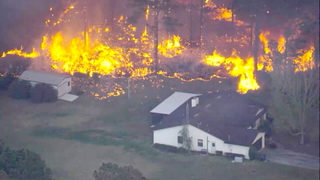 Interactive map: Burn bans in effect in Central Florida