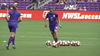 Kennedy golazo gives Pride win over Courage