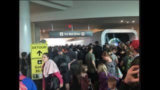 Tram shut down again at Orlando International Airport