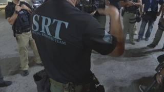 ICE arrests 11 'criminal aliens