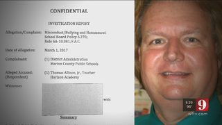 Marion County teacher accused of calling Future Farmers of America…
