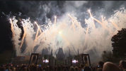 The Firefighter's Union said fireworks from one of Disney's three shows is sparking brush fires