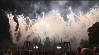 Disney World fireworks show causing brush fires despite burn ban, union says