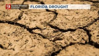 We need rain...and our dry weather pattern may soon change