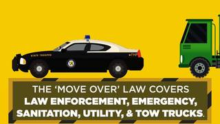 9 Facts about the Move Over Law