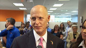 """Gov. Rick Scott in Lake Mary for """"Fighting for Florida's Future"""" tour"""